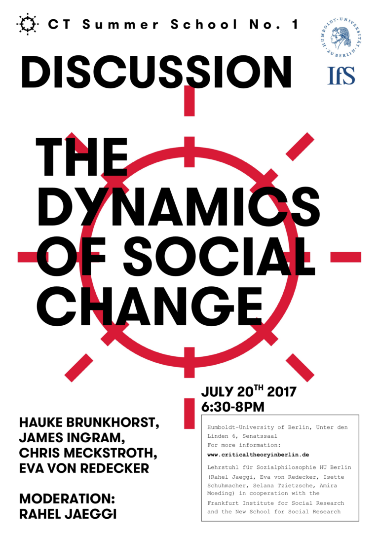 The dynamics of social change