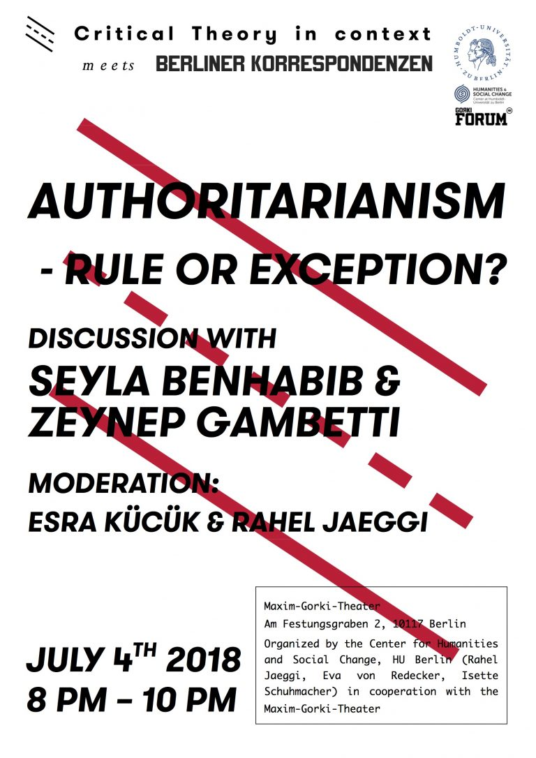 Authoritarianism: Rule or Exception?